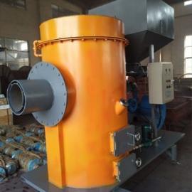 南通海门大功率抗积焦生物质燃烧机(立式锅炉改造)