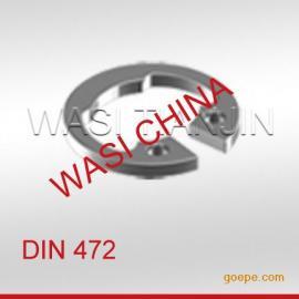 供应WASI DIN472孔用挡圈孔用卡簧