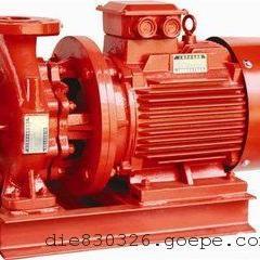 安装昌平立式消防泵