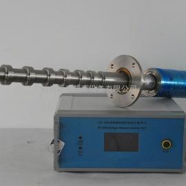超声波金属溶液结晶细化连铸处理系统