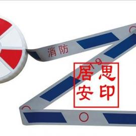 居思安双面反光警示带涤纶材料可印字