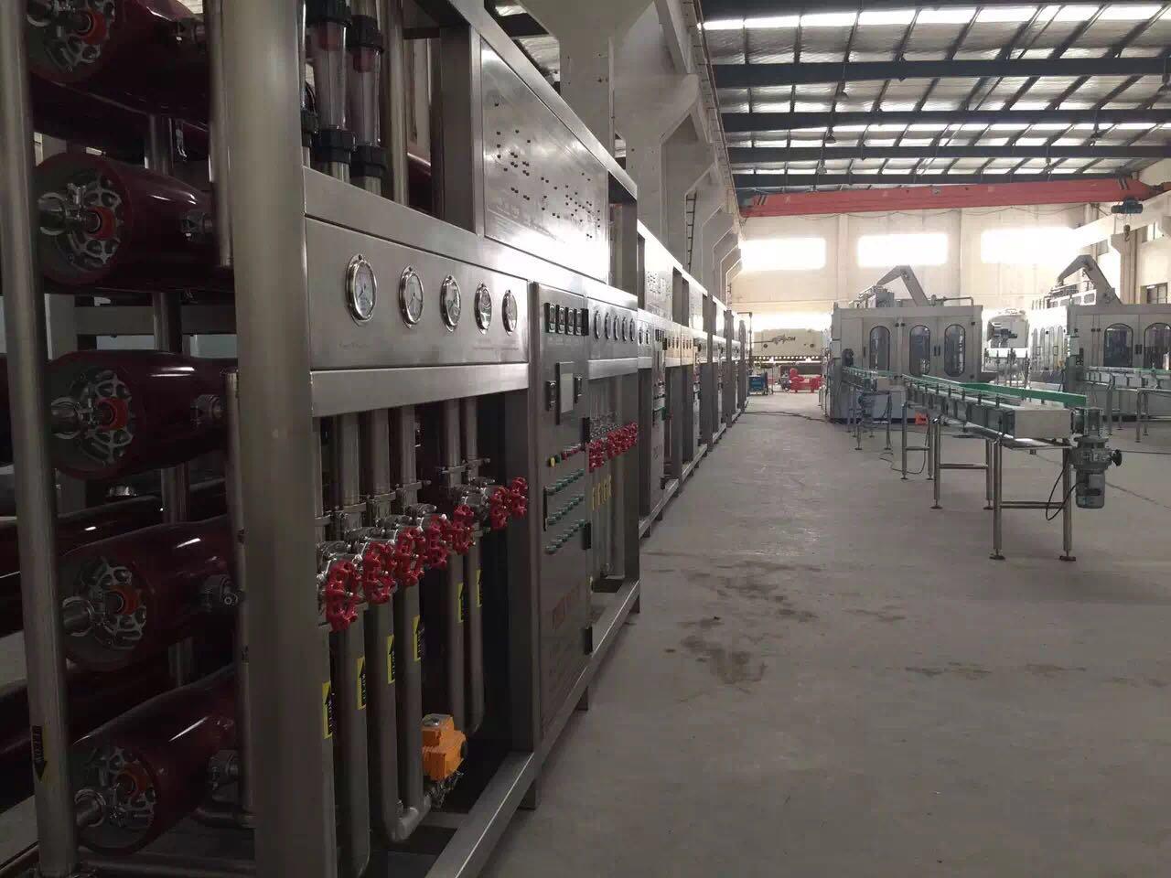 山泉水生产线品牌公司|山泉水设备品牌公司