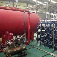 泵房气体顶压设备专业团队