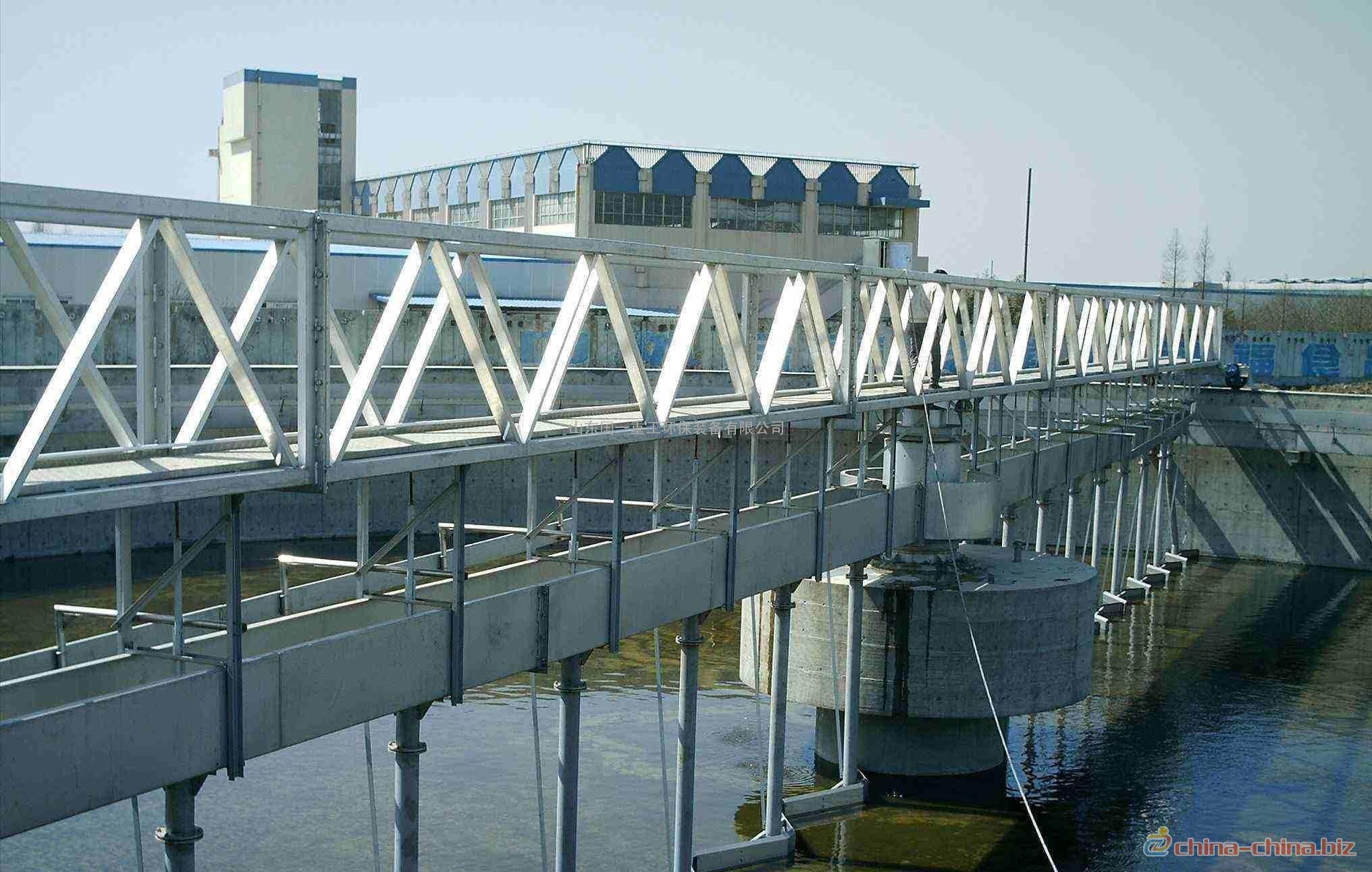 全桥式刮泥机生产厂家