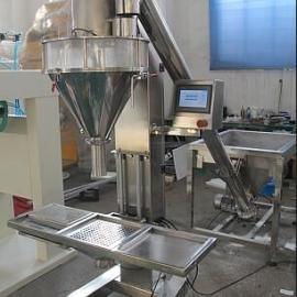 粉料定量包装机 100-1000g小包装 螺旋给料 精度高