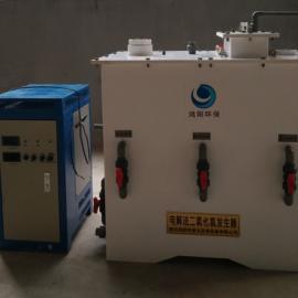 电解法二氧化氯发生器,全自动二氧化氯发生器
