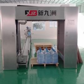 甘肃矿泉水生产线设备|矿泉水水处理灌装机生产线设备
