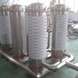 甘肃山泉水水处理生产线设备|山泉水灌装机生产线