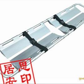 居思安铝合金铲式担架采用上乘铝合金