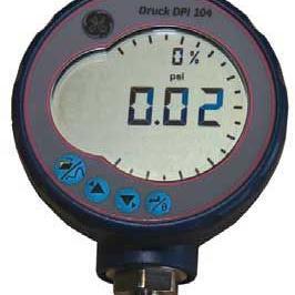 DPI104数字标准压力表【dpi104资料说明书】