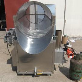 电加热半自动油炸锅+新品+1200型+优质不锈钢