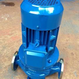 供应ISG100-250管道泵 小型管道泵 立式管道离心泵