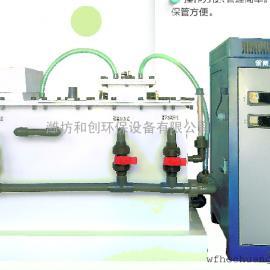 青岛电解法二氧化氯发生器/厂家,青岛电解盐水消毒设备