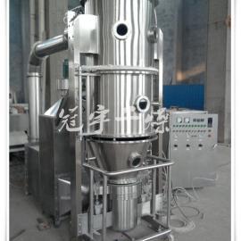胶囊冲剂造粒烘干设备,豆浆粉专用高效沸腾烘干机