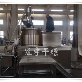 供应液体物料专用湿法混合制粒设备,流动性好的湿法制粒机