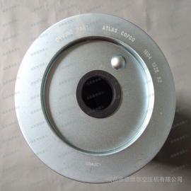 2911011702阿特拉斯移动空压机油气分离器滤芯