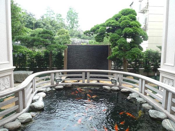 产品展示 鱼池过滤系统 观赏锦鲤水循环 > 别墅鱼池水处理哪家好恒运