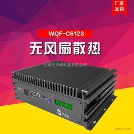 六网口十串口嵌入式无风扇COM-Express工控机