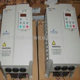 艾默生变频器维修报警显示E001过电流该如何处理
