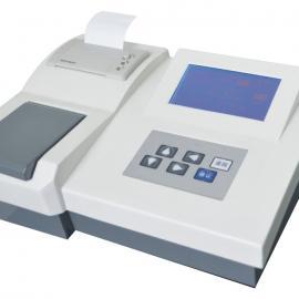 深圳科普仪浊度测定仪NTU-500型(高量程)具有重印功效