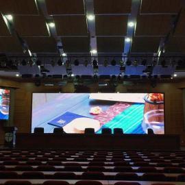 天花LED大屏幕价格 P4LED高清天幕多少钱一平方