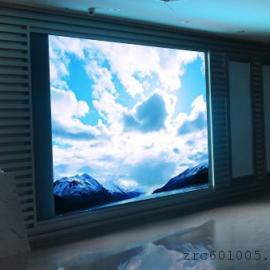 室内LED显示屏幕墙全彩P3多少钱一平米
