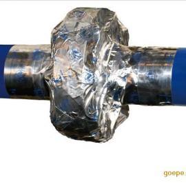 进口船用、可燃油、润滑油、液压系统管道用复合金属防喷溅带