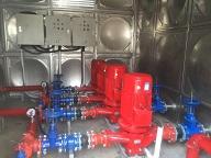 广西SUS304不锈钢消防水箱