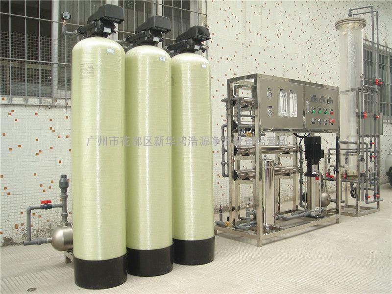 电池用水设备蓄电池厂去离子水设备