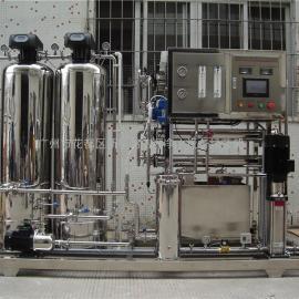 全不锈钢纯水机自动控制水处理设备