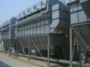 LPM型气箱脉冲袋收尘器