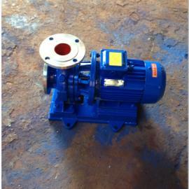 供应ISW150-250A管道泵 清水离心泵 自来水管道泵 小型管道泵