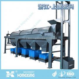 焦炭鼓前筛自动称量圆筒筛分机焦炭筛分组成机械筛