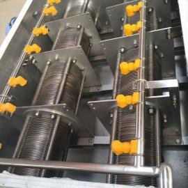 JSDL不锈钢叠螺式污泥脱水机厂家直销 污泥处理专用叠螺机