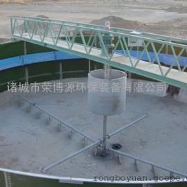 荣博源环保装备 中心传动刮吸泥机 污泥浓缩机 污泥处理