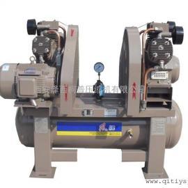 西安无油空压机 WW-4/10-Ⅳ-C 全无油空气压缩机