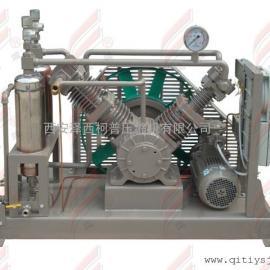 西安无油空压机WW-3.0/10-Ⅱ-C 全无油空气压缩机