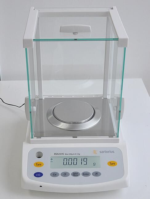 德国赛多利斯天平BSA224S-CW万分之一电子