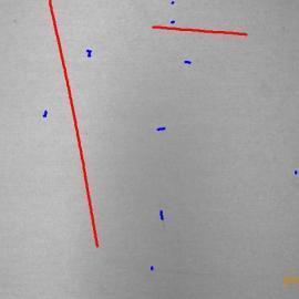 基于机器视觉薄膜划痕毛刺亮斑缺陷检测系统自动影像识别系统