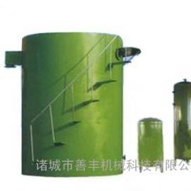 (工业污水处理)气浮过滤一体机