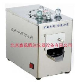 中药切片机厂家DQ-101B方形中药切片机使用方法