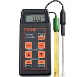 意大利哈纳HI8424便携式酸度计/PH测定仪