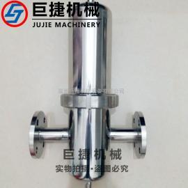 不锈钢空气过滤器,法兰空气过滤器 蒸汽式法兰过滤器