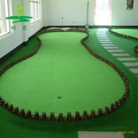 高端高尔夫球场人造草坪 门球场人工草坪 休闲装饰仿真草塑料草