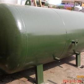 立式压力罐、安丘华安锅炉(图)、无塔压力罐