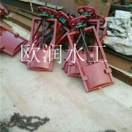 厂家生产机门一体铸铁闸门,铸铁方闸门