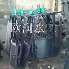 加工定做铸铁闸门,机门一体铸铁闸门