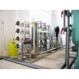 杭州萧山戴山反渗透纯水装置,去离子水除盐水膜分离设备