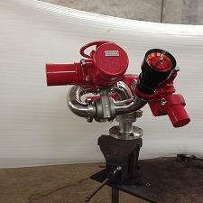 PSKD80Ex 远程电控消防水泡