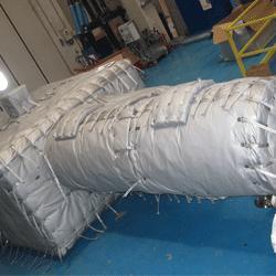 工业设备保温衣 保温棉 保温夹套闸阀 柔性保温衣 可拆卸阀门保温